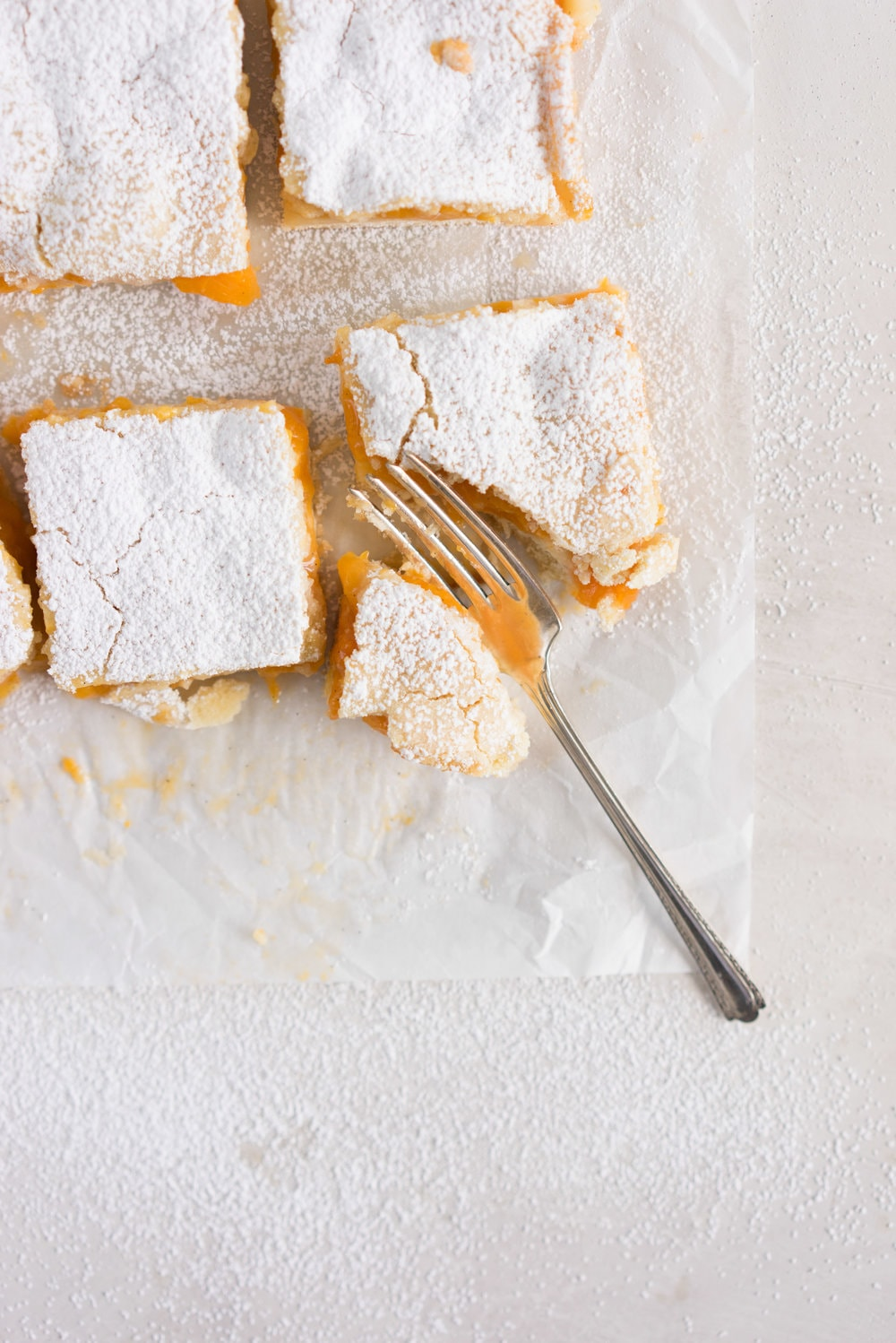 Apricot shortcake - a thick layer of apricot, lightly sweetened with honey, encased between layers of vanilla shortbread pastry. A classic favourite - perfect for a morning or afternoon tea. Super versatile, can be replicated with apple, pear, rhubarb etc