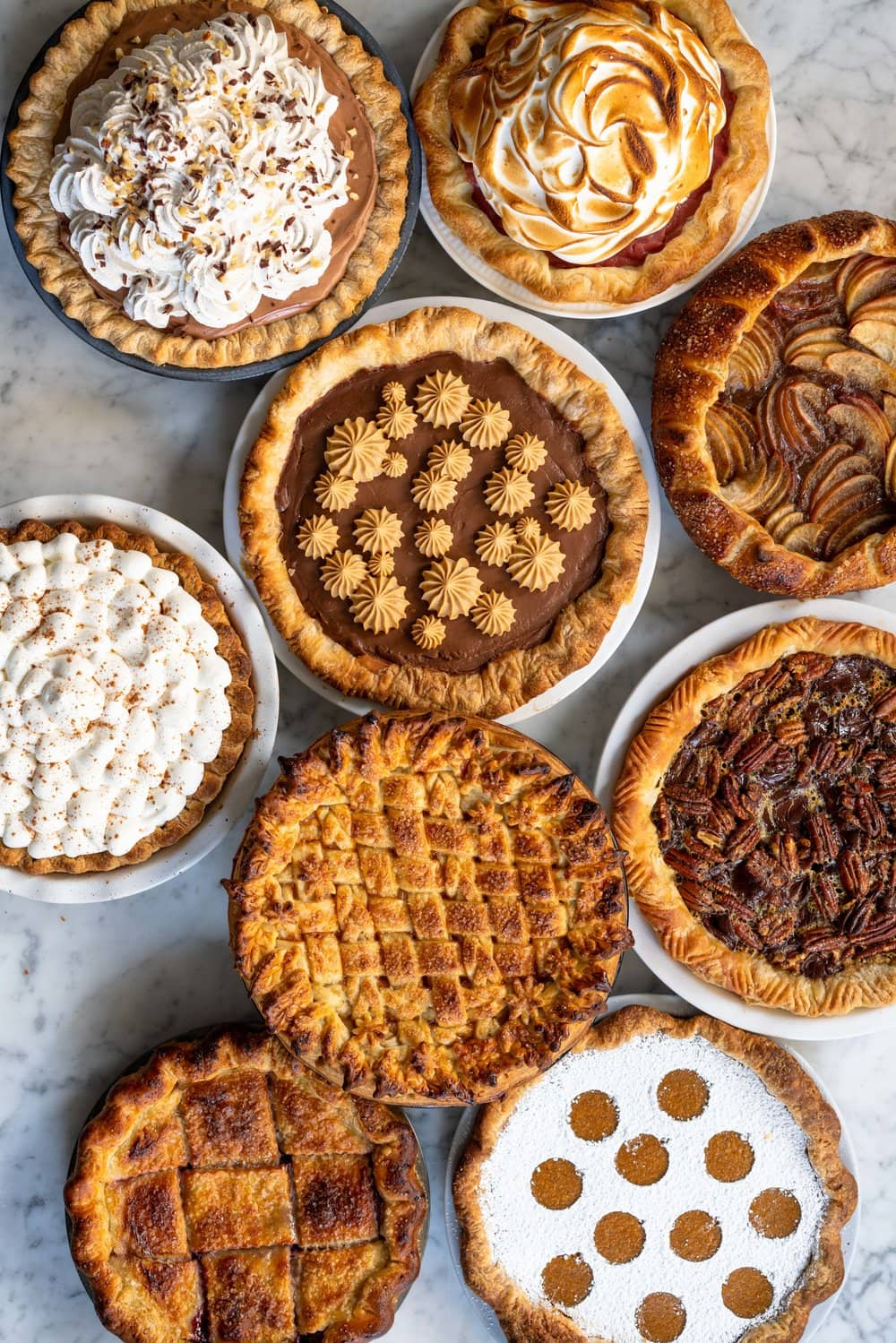 Nine Of The Best Thanksgiving Pies Cloudy Kitchen