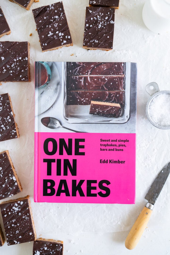Image of Edd Kimber's book, One Tin Bakes