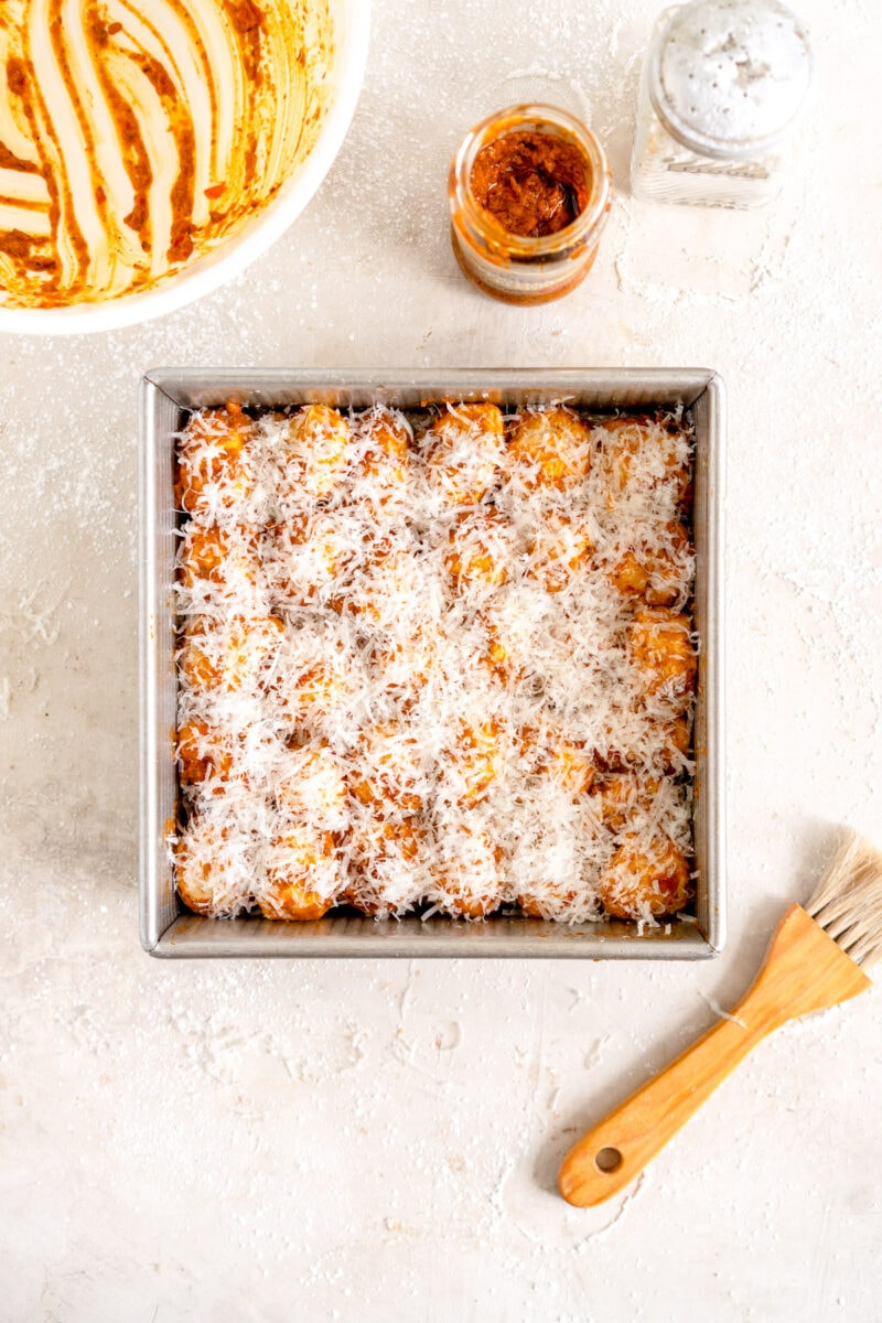 monkey bread with cheese